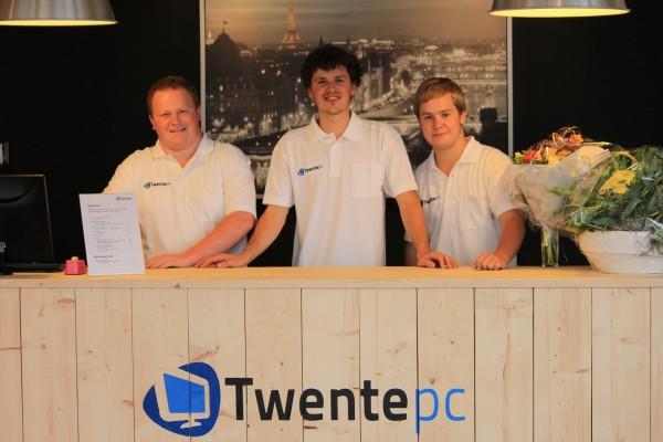 Twente PC in het centrum van Rijssen